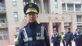 中山分局長吳敬田升任警政署保安組組長 翻攝臉書
