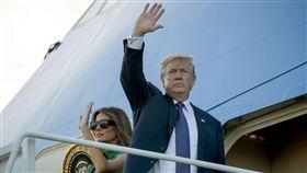 川普,Donald Trump (圖/美聯社/達志影像)