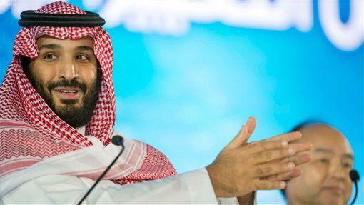 沙烏地阿拉伯王儲,穆罕默德.沙爾曼,Mohammed bin Salman,圖/美聯社/達志影像