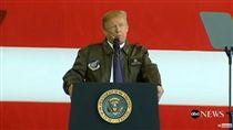 川普首訪日本 隔海嗆北韓:別小看美國