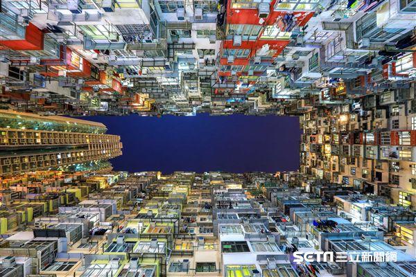 香港10大IG打卡景點:變形金剛海山樓。(圖/攝影師心星提供)