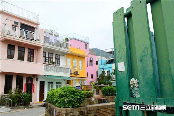 香港10大IG打卡景點:石澳。(圖/港旅局提供)