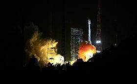 陸北斗三號衛星首射 2020年覆蓋全