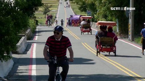 首例!伯朗大道農田屢遭損 擬收單車管理費