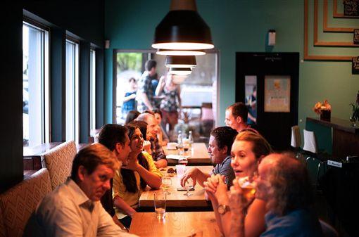 約會,用餐,吃飯,相親示意圖/翻攝自PIXABAY