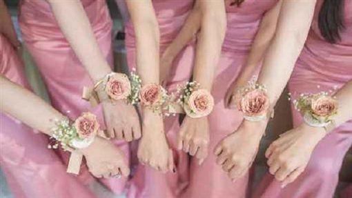 結婚、婚禮、伴娘/達志影像/美聯社 ID-1125063