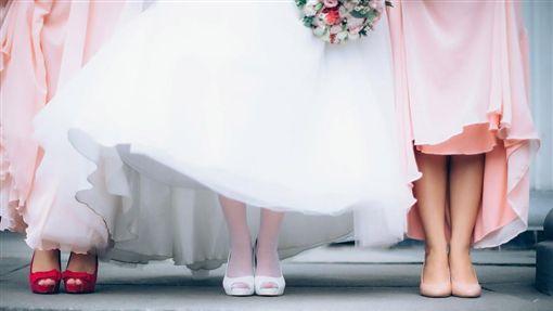 結婚、婚禮、伴娘/達志影像/pixabay ID-1125069