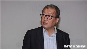 悠遊卡董事長林向愷 圖/記者林敬旻攝