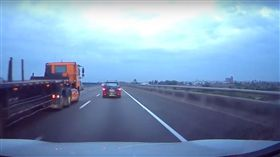 高速公路,國道,路肩, 圖/翻攝自YouTube