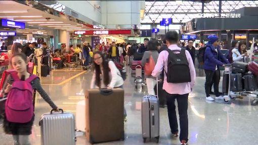 峇里島火山噴發「橙警戒」 旅行社遭控不退費 -旅客-機場-出國-