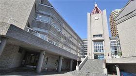 日本,東京,早稻田大學,爆炸,遊客,圖書館(圖/翻攝自Google Map)