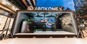XBOX one X 台灣微軟提供