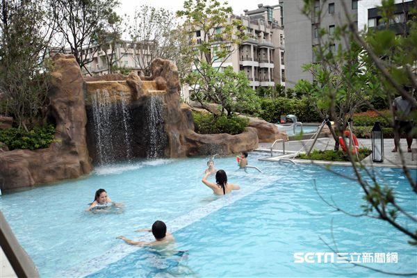宜蘭旅遊,礁溪寒沐酒店,客房,親子旅遊。(圖/記者簡佑庭攝)