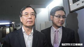 遠雄總經理湯佳峯,發言人楊舜欽 圖/記者林敬旻攝