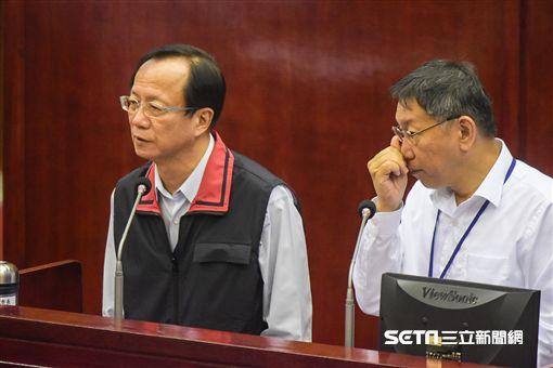 台北市警察局長陳嘉昌。 圖/記者林敬旻攝