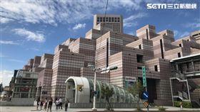 世貿一館侏羅紀珠寶公司2億元首飾竊案現場(楊忠翰攝)