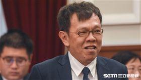總統府副秘書長姚人多 圖/記者林敬旻攝