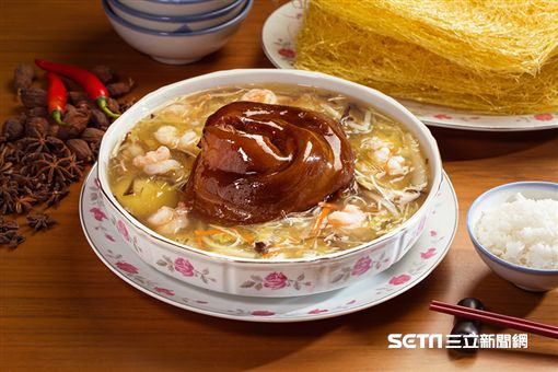 台北君悅酒店凱菲屋推出「寶島大滿貫」。(圖/君悅提供)