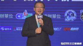 中華職棒大聯盟會長吳志揚 圖/記者林敬旻攝