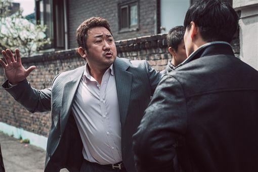 馬東石 尹啟相 《犯罪都市》/車庫娛樂提供