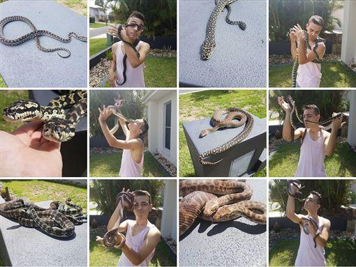 毒蛇,納森切杜希,Nathan Chetuci(臉書)