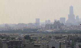 高雄空氣品質不佳(1)