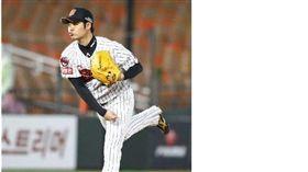 ▲韓國職棒前投手李星民因假球案遭起訴。(資料照/截自韓國媒體)