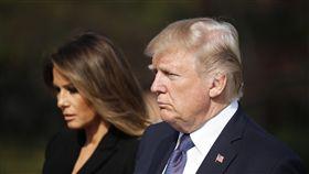 川普亞洲行.梅蘭妮亞.梅蘭妮雅(Melania Trump)(圖/美聯社/達志影像)