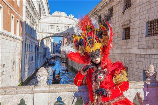 業配-威尼斯面具節