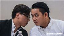 中信兄弟釋出球員陳鴻文記者會 圖/記者林敬旻攝
