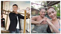汪建民,郭宗坤,柯以柔(合成圖/資料照、翻攝自柯以柔臉書)