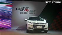 葉立斌攝 LUXGEN全新大改款U6 GT、GT220