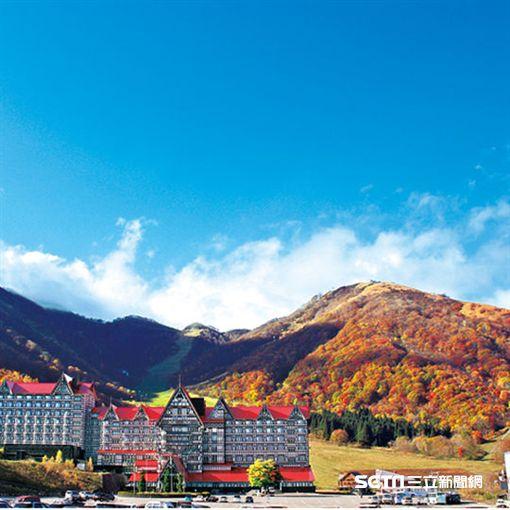 日本人才知的口袋住宿點,樂天旅遊公布今秋人氣賞楓飯店。(圖/樂天旅遊提供)