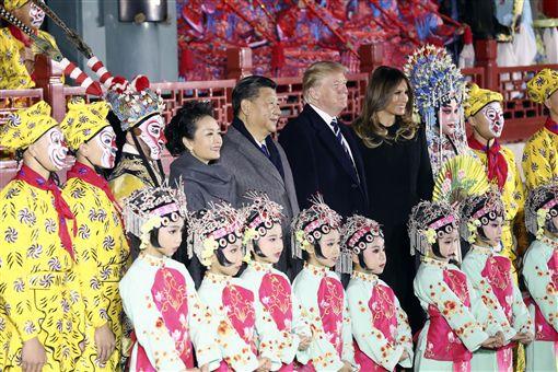 川習會  陸:台灣是中美關係最核心議題圖/中央社
