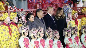 川習會  陸:台灣是中美關係最核心議題 圖/中央社