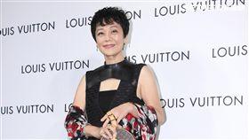 20171108-張艾嘉 張孝全 陶吉吉出席Lv新品開幕會