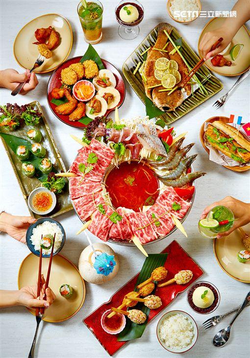 越式,美食,王品集團,營收,越式料理,沐越,東區