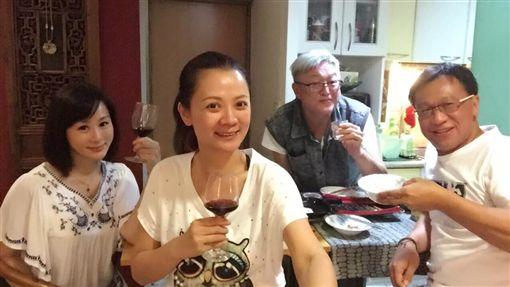 李國超,高欣欣,兵家綺,游安順(圖/翻攝自高欣欣臉書)