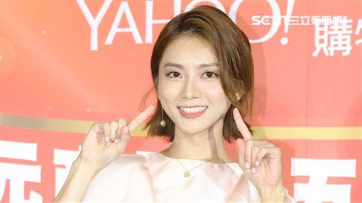20171109-蔡黃汝(豆花妹)出席YAHOO1111購物節記者會