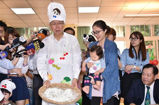 台北市長柯文哲,台北市政府提供