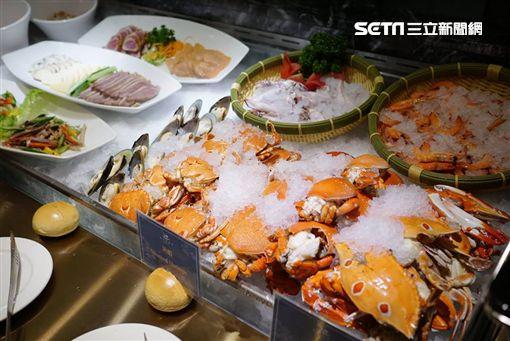 王朝大酒店,SUNNY BUFFET,自助餐