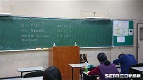 國家考試、缺考、台糖、台電、中油、台水 圖/記者林敬旻攝