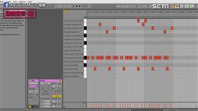 將歌詞放進音樂編輯軟體