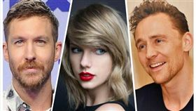 泰勒絲,Taylor Swift,凱文哈里斯,Calvin Harris,洛基,湯姆希德斯頓,Tom Hiddleston/臉書