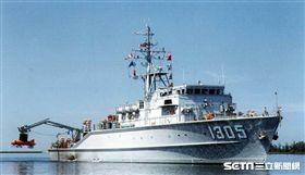 永豐級獵雷艦 國防部提供