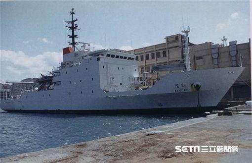 達觀軍艦 國防部提供 ID-1133193