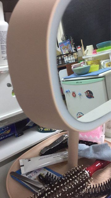蟲蛋,宿舍,床,梳子,書桌,化妝鏡,蟲(圖/翻攝自PTT)