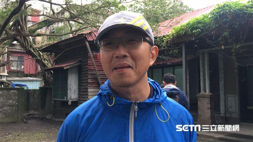 松山療養所承包建築師蔡孟哲 盧冠妃攝