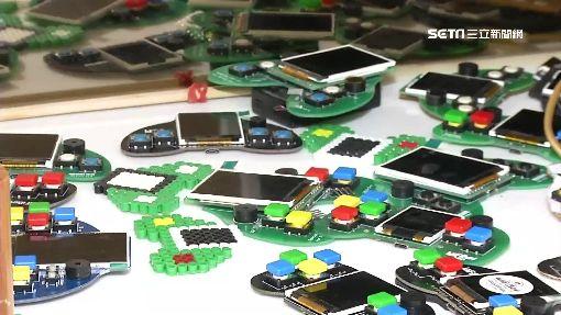 最迷你遊戲機他創的!各國搶合作吸金逾億