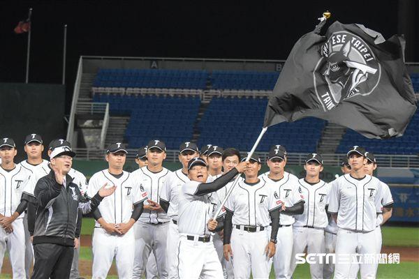 亞冠賽熱身賽台灣代表隊 圖/記者林敬旻攝